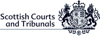 Scottish Courts and Tribunal Service logo